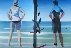 untitled, 2014, by Marc Desgrandchamps