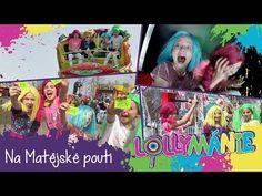Lollymánie S02E01 - Na Matějský! - YouTube Despicable Me 2, Pharrell Williams, Kawaii, Entertainment, Baseball Cards, Marketing, Youtube, Instagram, Musik