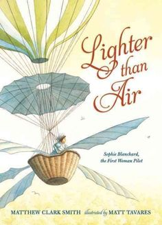"""In eighteenth-century France, """"balloonomania"""" has fiercely gripped the nation...but all of the pioneering aeronauts are men. The job of shattering that myth falls to a most unlikely figure: a shy girl from a seaside village, entirely devoted to her dream of flight. Sophie Blanchard is not the first woman to ascend in a balloon, nor the first woman to accompany an aeronaut on a trip, but she will become the first woman to climb to the clouds and steer her own course."""