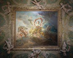 Gaspare Diziani (Italian, 1689–1767). Dawn. The Metropolitan Museum of Art, New York. Rogers Fund, 1906 (06.1335.1b)
