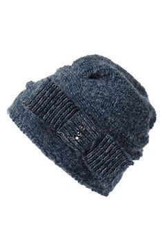Tarnish Bouclé Knit Cloche available at  Nordstrom Winter Fashion b8a71c53a3c5