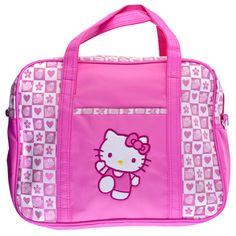 Hello Kitty Pink Strawberry Check Handbag  hellokitty  hellokittyuk  kawaii   dizzypink  hellokittycollection 729afe95558bb