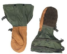 Military Flyers Mittens Set with Wool Inserts Medium -- Visit the image link more details. This is an Amazon Affiliate links.