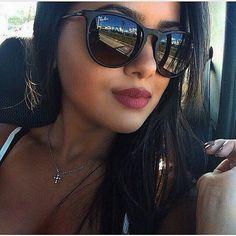 O novo top de vendas!!!! Erika FOSCO, meu queridinho!!!  .  Por R$69,90 .  Óculos com proteção UV .  Acompanha case e flanela .  Adquira já em nosso site    .  WWW.LOJACLICKEXPRESS.COM.BR .  #ClickExpress #oculos #oculosdesol #inspired #erika #erikafosco #selfie #foto #perfect #prontaentrega #entregagarantida #entregaparatodoobrasil