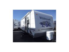 Check out this 2006 Forest River Wildwood 25BHBS listing in Hazelwood, MO 63042 on RVtrader.com. It is a Travel Trailer and is for sale at $9995.