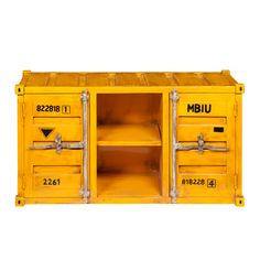 Meuble tv container CARLINGUE