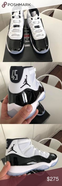 7a14d8e63c22 Jordan Concord 11s 2018 Release Worn once for a photo shoot and looking to  sell them