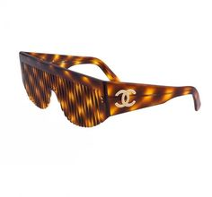 VINTAGE CHANEL COMB SUNGLASSES on Depuis 1924...just because I liked them