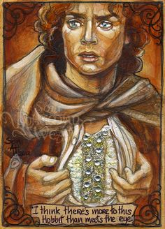 The Abbreviated LotR & Hobbit Gallery (film-inspired) | Bohemian Weasel