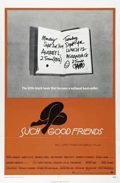 Such Good Friends poster (1971)
