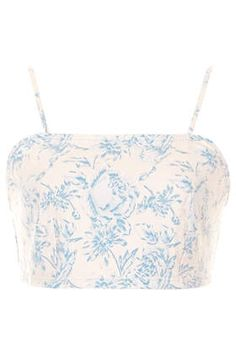 MOTO Pastel Floral Bralet
