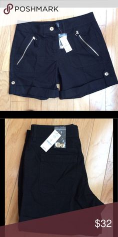 """White House Black Market Shorts Waist 30"""", rise 9.5"""", inseam 5"""". Buy 2 WHBM items and receive one free. Just create a bundle and make an offer less the lowest priced item. White House Black Market Shorts"""