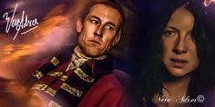 Black Jack Randall and Claire
