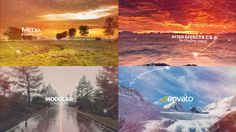"""Hi Everyone ! """"Parallax Media Opener"""" is an AE CS6 project  Useful to create the…"""