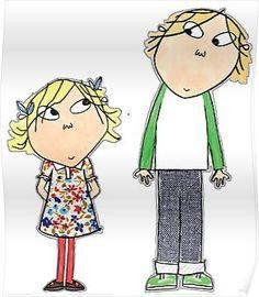 Charlie & Lola Poster