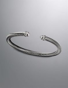 Pearl Cable Classics David Yurman Bracelet, I mean, for Christmas it doesn't have to be David Yurman, a look alike will do.