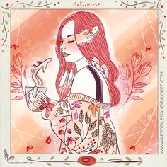 Dreaming of traveling ✈ #travel #traveling #dream #dreams #fall #autumn #beauty #picoftheday #draw #disegno #drawing #illustration #flowers #outfit #world #picture #redhair #fly #cupoftea #love #lovenature #tea #life
