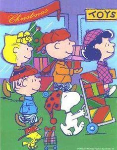 Christmas - Charlie Brown & The Peanuts Gang