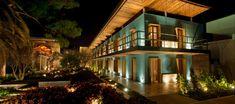 Hotel b¨o, San Cristobal de las Casas - Página con Sistema de reservación y recorrido virtual en 3D