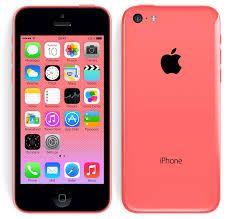 a PINK I-Phone 5