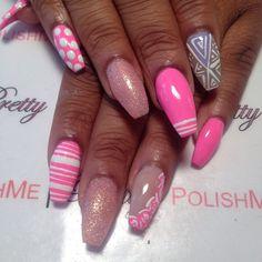 sexy nail art