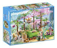 Playmobil Fairies 9132 Magische feeëntuin-Linkerzijde