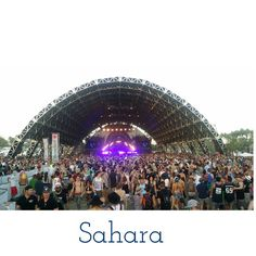 So long @Coachella it's been real. Until..next time! #Love #SaharaTent #New