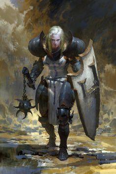 Diabloiii Shield by ruan_jia (Ruan Jia) - Digital ArtLords