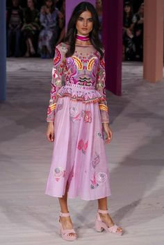 Temperley London London Spring/Summer 2017 Ready-To-Wear Collection | British Vogue