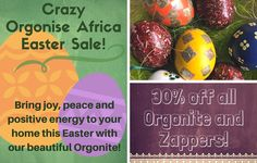 Check out our crazy easter special: