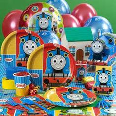 thomas the train party ideas - Bing Images