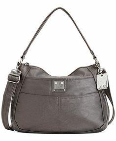 Tyler Rodan Mandalay Hobo Crossbody - Crossbody & Messenger Bags - Handbags & Accessories - Macy's