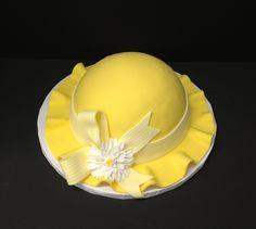 Fancy Hat Cake