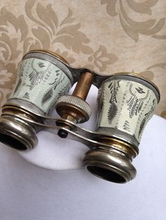 A Stylish Holiday Gift for the Mom Who Never Misses A Game Perhaps? Antique Opera Glasses: Just as Useful at Your Kid's Soccer Game by DamselindistressNJ on Etsy https://www.etsy.com/listing/202982227/a-stylish-holiday-gift-for-the-mom-who