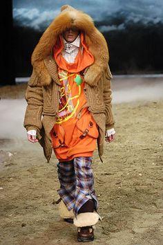 John Galliano Fall 2005 Menswear Fashion Show f22c363819