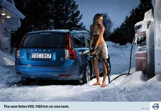 The Print Ad titled GIRL was done by Forsman & Bodenfors Gothenburg advertising agency for product: Volvo V50 (brand: Volvo) in Sweden. Description from advertolog.com. I searched for this on bing.com/images