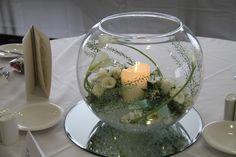 Flower Design Events: Goldfish Bowl