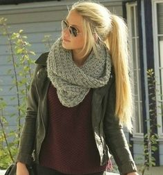 Long Ponytail. This is my dream hair length but with my hair color