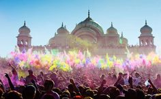 10 Festivals Around the World That Will Give You Wanderlust and Make You Smile -