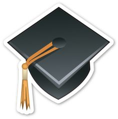 Graduation Cap | EmojiStickers.com