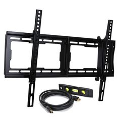 VideoSecu Tilt TV Wall Mount Bracket for Most 23″- 65″ LCD LED Plasma TV Flat Panel Screen with VESA 200×100 to 600x400mm, Bonus 10 ft HDMI Cable and Magnetic Bubble Level BBM at http://suliaszone.com/videosecu-tilt-tv-wall-mount-bracket-for-most-23-65-lcd-led-plasma-tv-flat-panel-screen-with-vesa-200x100-to-600x400mm-bonus-10-ft-hdmi-cable-and-magnetic-bubble-level-bbm/