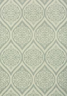 TANGIERS, Putty, T89145, Collection Damask Resource 4 from Thibaut   | Wallpaper Connection | Call our in house designers to order! 423.476.7961 Green Rooms, Geometric Wallpaper, Neutral Palette, Background Templates, Fine Furniture, Damask, Paint Colors, Colours, Neutral Style