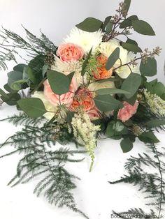 Wedding Flowers Liverpool, Merseyside, Bridal Florist, Booker Flowers and Gifts, Booker Weddings Pool Wedding, Wedding Bride, Rustic Wedding, Wedding Flowers, Wedding Venues, Bride Bouquets, Bridesmaid Bouquets, Vera Wang Wedding, Peach Orange