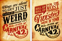 Creative Typography, Carnival, Design, Lettering, and 42 image ideas & inspiration on Designspiration Typography Love, Vintage Typography, Typography Letters, Graphic Design Typography, Lettering Design, Hand Lettering, Graphic Design Trends, Retro Design, Graphic Design Inspiration