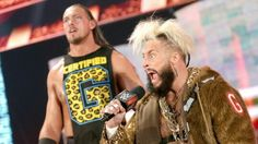 Enzo and Cass.