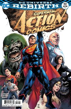 Action Comics (2016) Issue #957