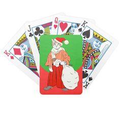 Samurai cats 1(三毛丸サンタ) ポーカーカード