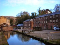 The Traveling Grandma: Daytrips, Wanderings and World Travels with Isabelle: Flashback Thursday Touring Cromford Mills