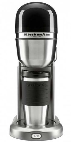 KitchenAid Single Serve: Coffee for Tight Spaces - Viewpoints Articles