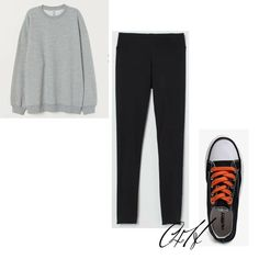 Visit our blog to get the look. Everyday Outfits, Get The Look, Lounge Wear, Compliments, Casual Outfits, Ootd, Leggings, Sweatshirts, Blog